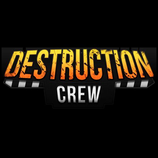 DestructionCrew Circle Icon